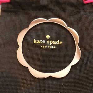 Kate spade scalloped bracelet
